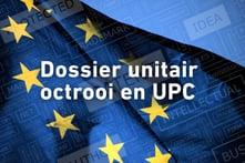 Dossier unitair octrooi