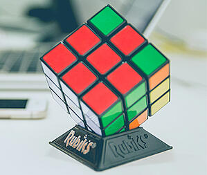 RUBIK'S CUBE: PATENT, DESIGN OR TRADEMARK RIGHT?