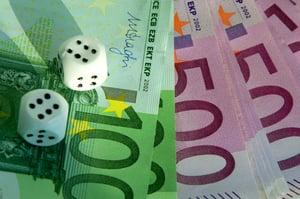 Miljonair met gepatenteerd bordspel