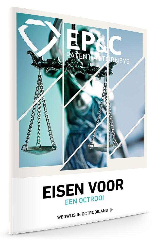 Cover_EisenVoorEenOctrooi
