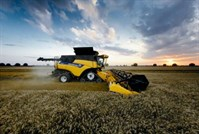 CNH New Holland Agriculture CR1090 Dusk 1