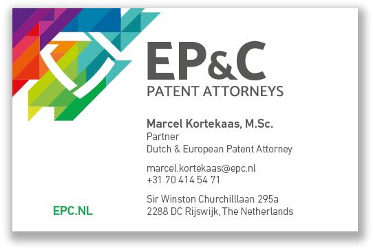EP_C Visitekaartjes 2018 - Marcel Kortekaas