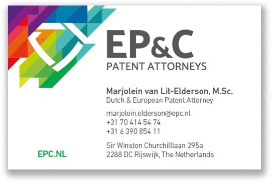 EP_C Visitekaartjes 2018 - Marjolein Elderson