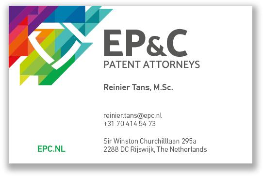 EP_C Visitekaartjes 2018 - Reinier Tans