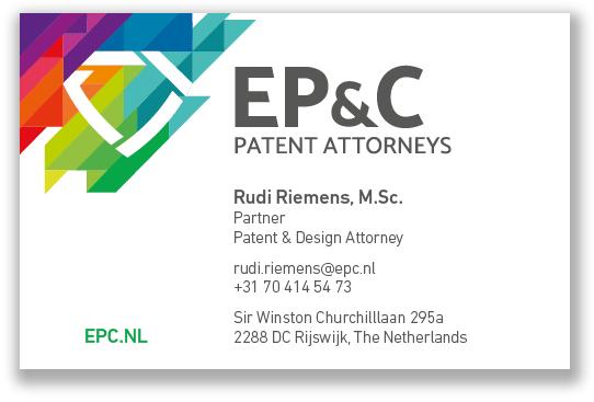 EP_C Visitekaartjes 2018 - Rudi Riemens