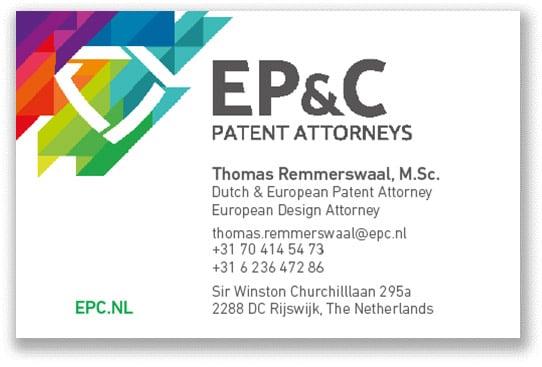 EP_C Visitekaartjes 2018 - Thomas Remmerswaal