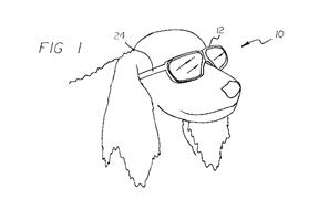 Pet sunglasses system