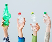 Watermark in product: smart technology helps track down infringements and improve recycling process